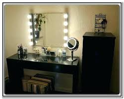 hollywood mirror with light bulbs mirror with lights around it acrylic mirror with lights around it