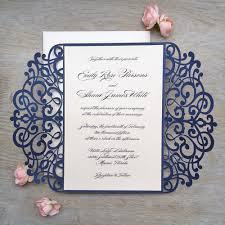 wedding invitations laser cut gorgeous laser cut wedding invitation inspiration alexanders