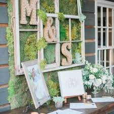wedding backdrop book vintage wedding guest books