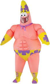 Winx Club Halloween Costumes Inflatable Patrick Star Movie Fancy Dress Costume Standard