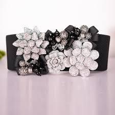 Flower Belts - online buy wholesale flower sash belt from china flower sash belt