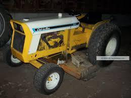 international cub cadet 154 lo boy lawn garden tractor w 59
