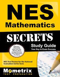 nes mathematics secrets study guide nes test review for the