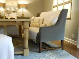Dining Room Sofa Seating by Dining Room Tables With Bench Seating Home Design Ideas And Pictures