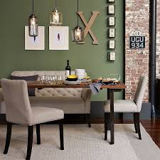 settee for dining room table settee for dining table gallery dining