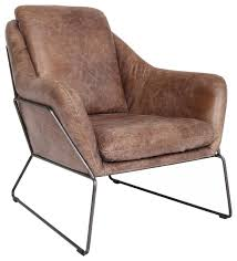 Chair Armchair Industrial Armchairs And Accent Chairs Houzz