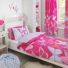 Childrens Duvet Cover Sets Children U0027s Girls Butterfly Bedding Sets U0026 Duvet Covers Ebay