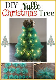 25 unique tulle trees ideas on tulle crafts