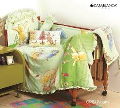 Classic Winnie The Pooh Nursery Decor Bedding Food Decor Winnie The Pooh Nursery Ideas