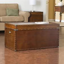 furniture coffee table trunks designs cream rectangle country