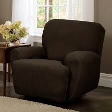 maytex reeves stretch 4 piece recliner slipcover free shipping