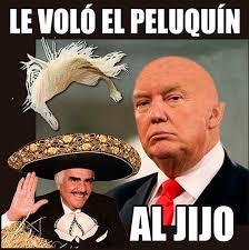 Vicente Fernandez Memes - vicente fernandez trump siempre espectacular