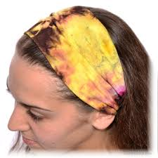 tie dye headbands day dreamer tie dye headband on sale for 7 99 at the hippie shop