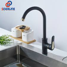 100 black kitchen faucets bathroom sink with faucet set