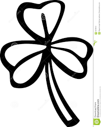 clover or shamrock vector illustration stock photos image 5078813