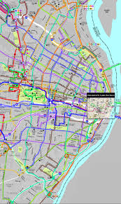 Metro Bus Map by The Greenwashing Of Transit Oriented Development In St Louis