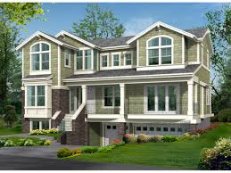 House With Rv Garage Small Home Plans With Garage Attached