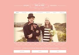 Wedding Fund Websites How To Create An Unforgettable Wedding Website