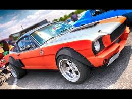 custom 1966 mustang 1966 ford mustang fastback custom car