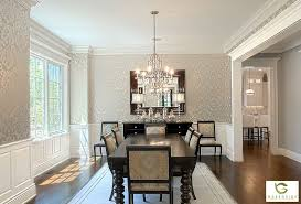 dining room molding ideas enchanting dining room crown molding pictures best idea home
