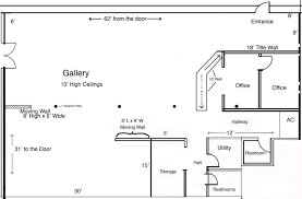 layout of floor plan inspration of floor plans layouts 3d art gallery project