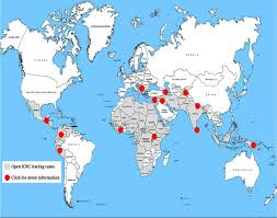 Iran On World Map Restoring Family Links International Day Of The Disappeared 2014