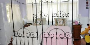 cathouse antique iron beds vintage bed