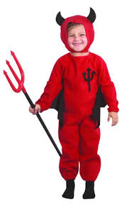 halloween devil costume for boys 3 to 4 years toddler small