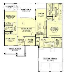 design floor plan gorgeous open floor plan of craftsman house 142 1158 floor plan