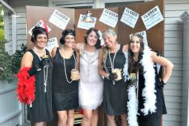 Great Gatsby Themed Party Decorations Gatsby Inspired