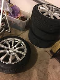 lexus is 250 tires for sale 17