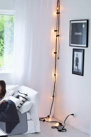 Decorative String Lights Bedroom 33 Awesome Diy String Light Ideas Diy Projects For