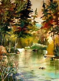 25 best ideas about easy acrylic paintings on pinterest landscape