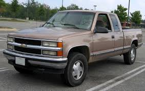 1997 chevrolet c k 1500 series information and photos zombiedrive