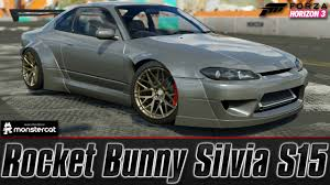 forza horizon 3 demo rocket bunny silvia s15 first impressions