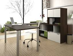 Sutton L Shaped Desk by Contempo By Bestar Youtube