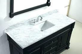 refinish bathroom sink top custom bathroom vanity tops with sinks the most vanity top