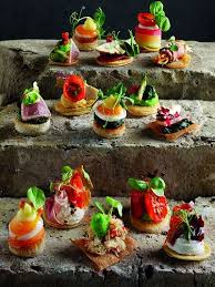 canapes ideas canapes canapés buffet and finger foods