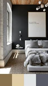 how to decorate a bedroom with color schemes