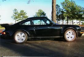 porsche 911 wide 1984 porsche 911 factory wide coupe 75024