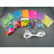 glass bead accessories by craft for kids bms wholesale