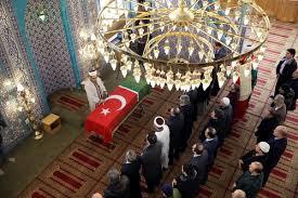 New Ottoman Empire Last Heir To Former Ottoman Empire Prince Bayezid Osman Laid To