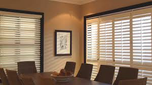 living room u0026 dining room blinds american shutters