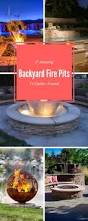 Fire Pit Ideas For Backyard by 33 Best Fire Pit Design Images On Pinterest Backyard Fire Pits