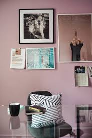 office makeover reveal lavender and brass vibes u2014