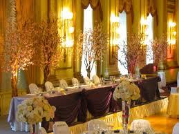 wedding backdrop rental vancouver pink cherry blossom trees greenscape design decor