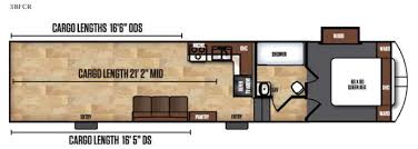 Toy Hauler Floor Plans Work And Play Toy Hauler Fifth Wheel Rv Sales 7 Floorplans