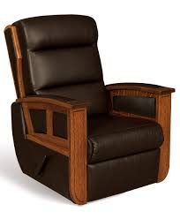 Recliners That Don T Look Like Recliners Hampton Recliner Amish Direct Furniture