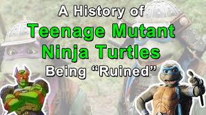 pretty version teenage mutant ninja turtles