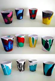 bicchieri in ceramica bicchieri mix ceramiche contemporanee